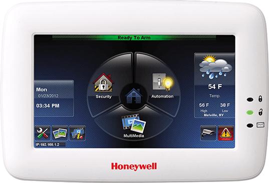 Honeywell Control Panel